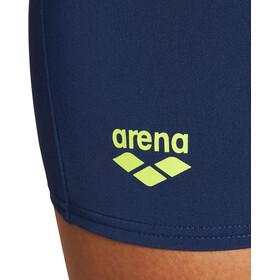 arena Optimal Shorts Men navy/soft green